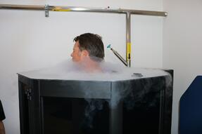 how cryotherapy can improve health